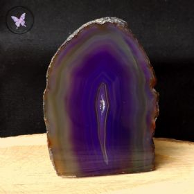 Purple Agate Nodule 05